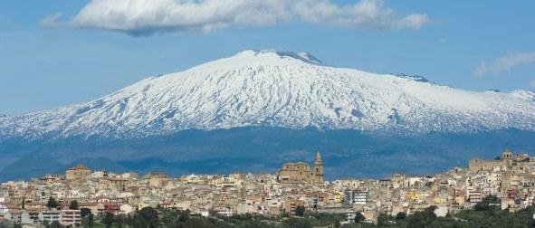 wulkan Etna Sycylia Włochy opinie