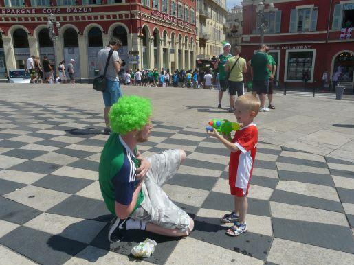 euro 2016 z dziećmi rodzinne atrakcje