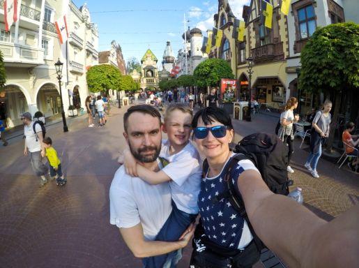 Europa Park Rust rodzinne atrakcje