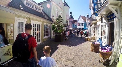 park rozrywki dla dzieci Niemcy Rust