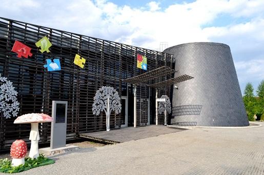 europejskie centrum bajki pacanów z dzieckiem