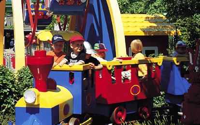 Duplo Express Legoland