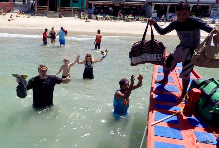 wakacje z dziećmi Filipiny