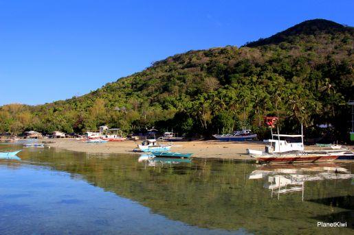 Coron Filipiny rodzinne atrakcje