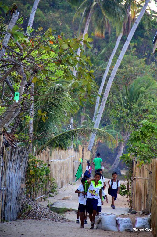 Wakacje z dzieckiem Filipiny