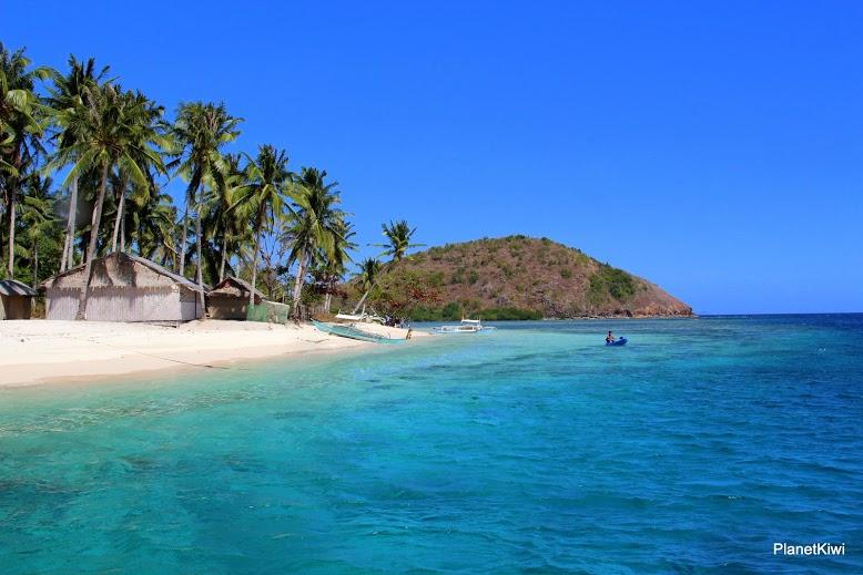 wakacje z dzieckiem Filipiny Papaya Beach