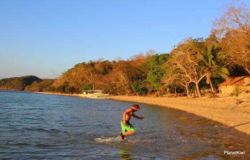 Filipiny plaże opinie