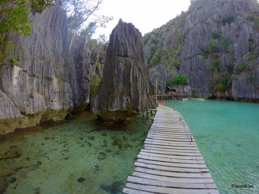 atrakcje dla dzieci jezioro Barakud Filipiny