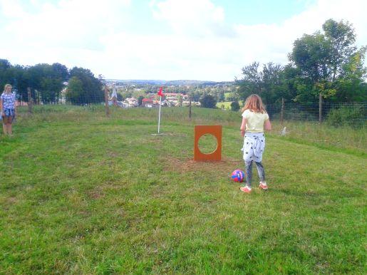 Footgolf Kaszuby rodzinne atrakcje
