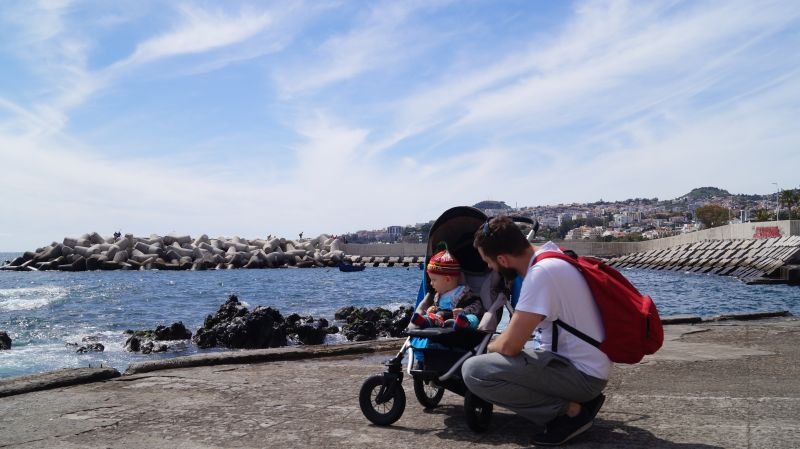 rodzinne wczasy Madera Funchal