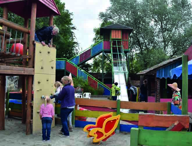 Funny World Kappel Graffenhausen atrakcje dla dzieci