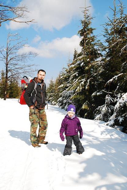 góry z małym dzieckiem zima tatry 1