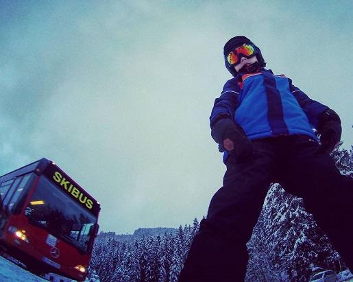 gdzie na ferie zimowe z dziećmi austria alpy opinie narty