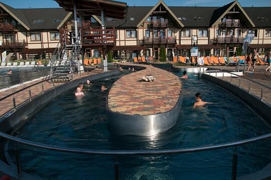 aquapark Beszeniowa Słowacja opinie