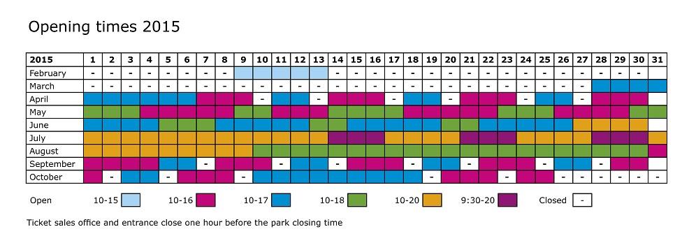 cennik i godziny otwarcia Givskud ZOO