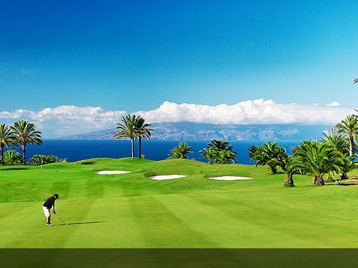 golf-aguamarine Teneryfa
