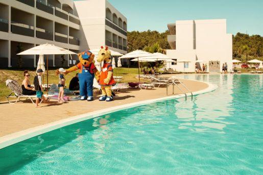 Rodos Faliraki rodzinne wakacje oferty