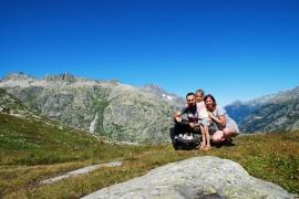 Przełęcz Grimsel Szwajcaria opinie atrakcje