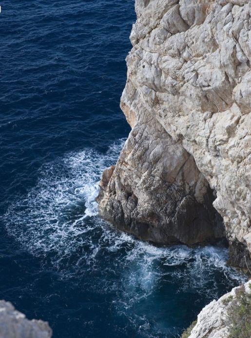 Alghero Sardynia Grota Neptuna rodzinne atrakcje