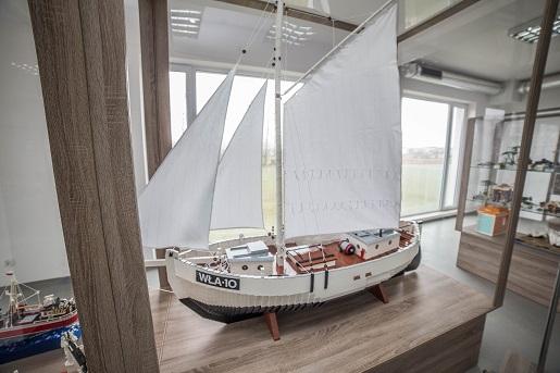 Gwiazda Morza na wystawie LEGO Władysławowo Mzuem Kocham Bałtyk Swarzewo