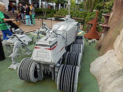 Gwiezdne Wojny - Lego