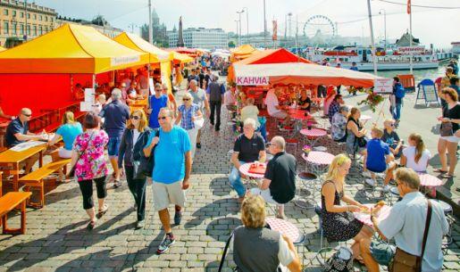 Helsinki rodzinne atrakcje