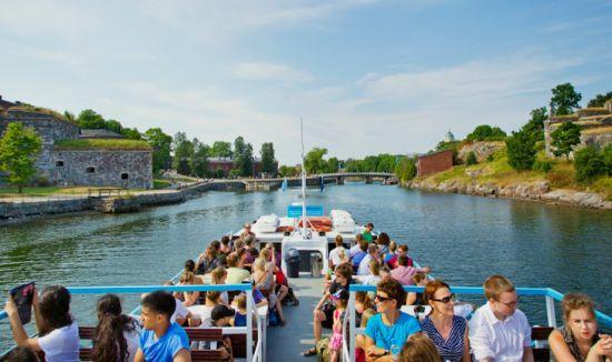 Finlandia rodzinne atrakcje loty Helsinki