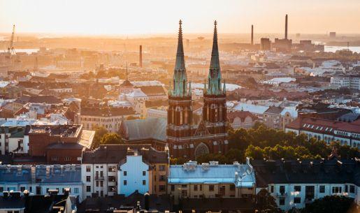 loty przez Helsinki opinie