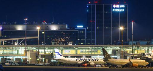 lotnisko Finlandia Helsinki loty do Azji