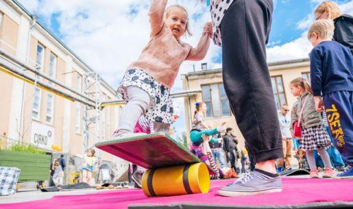 Helsinki rodzinne atrakcje Finlandia