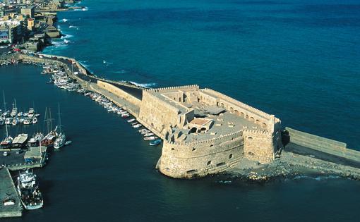 Heraklion Kreta opinie atrakcje