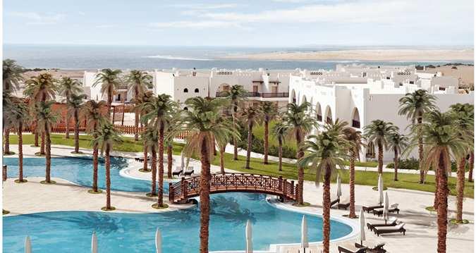 hilton Marsa Alam hotel dla dzieci Egipt