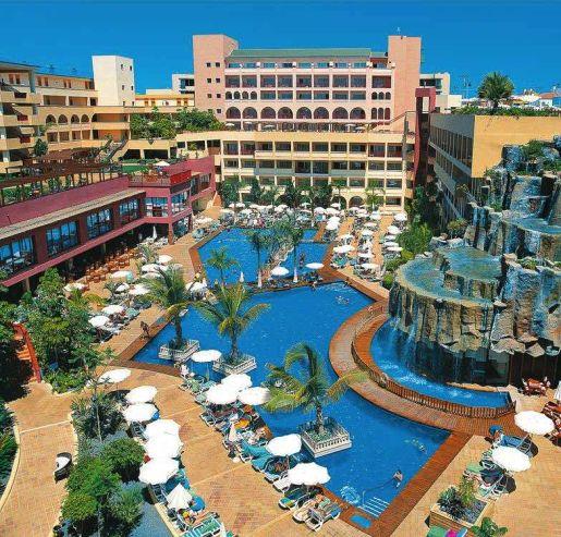 Teneryfa 2017 samolotem opinie Costa Adeje hotele opinie