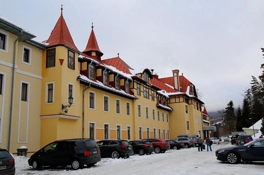 Hotel przyjazny rodzinie Grand Tatrzańska Łomnica