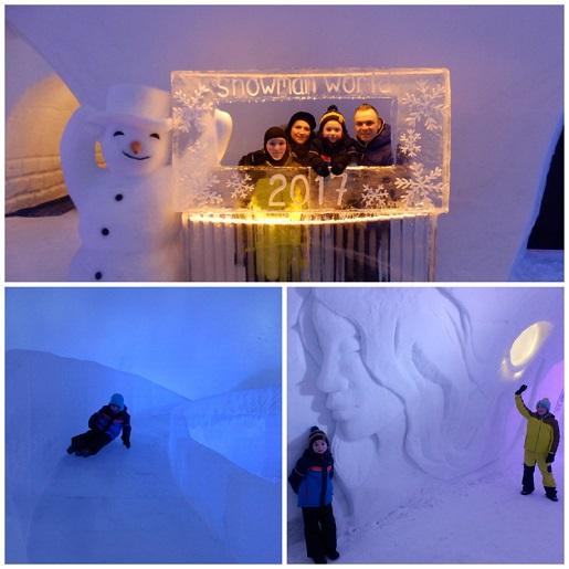 hotel iglo opinie rovaniemi finlandia z dzieckiem zimą