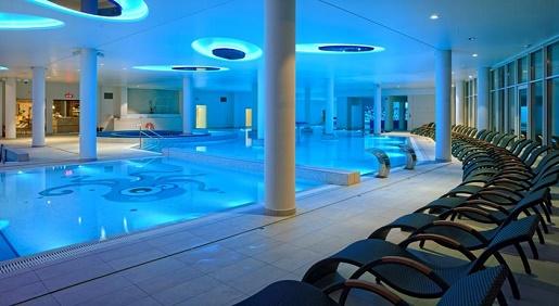 hotel z basenem dla dzieci Ustka
