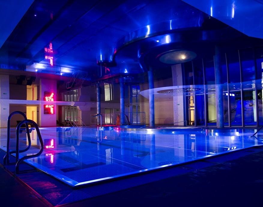 Hotel z basenem Kaszuby