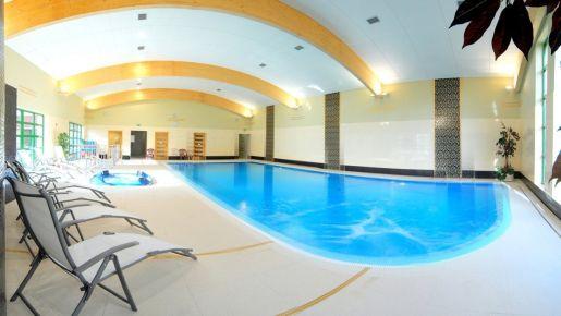 Hotel spa Miłomłyn Zdrój opinie z basenem