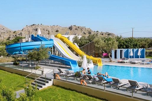 hotel z basenem rodos z dziećmi opinie wakacje