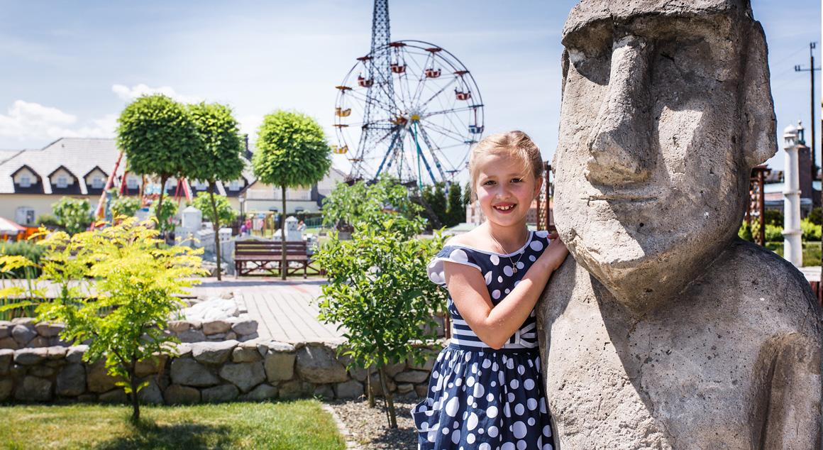 Park Miniatur Świat Marzeń Inwałd atrakcje