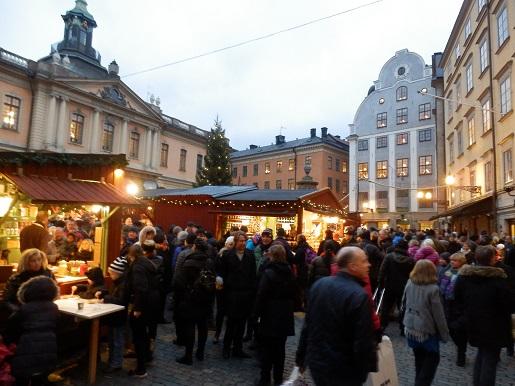 atrakcje dla dzieci zimą Sztokholm