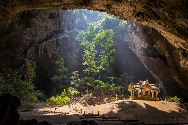 Tajlandia z dzieckiem wczasy atrakcje Phrayanakorn Jaskinia