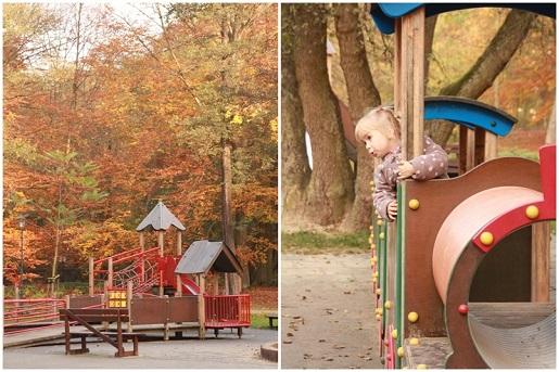 jesień plac zabaw Wejherowo dla dzieci