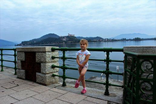 wczasy z dziećmi Włochy Arona