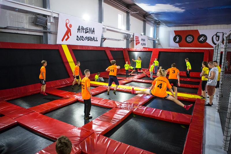 Jump world Wrocław zajęcia dla dzieci