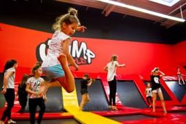 Jump World Wrocław rodzinne atrakcje