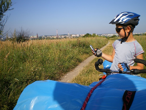 jura krakowsko częstochowska rowerami z dzieckiem opinie