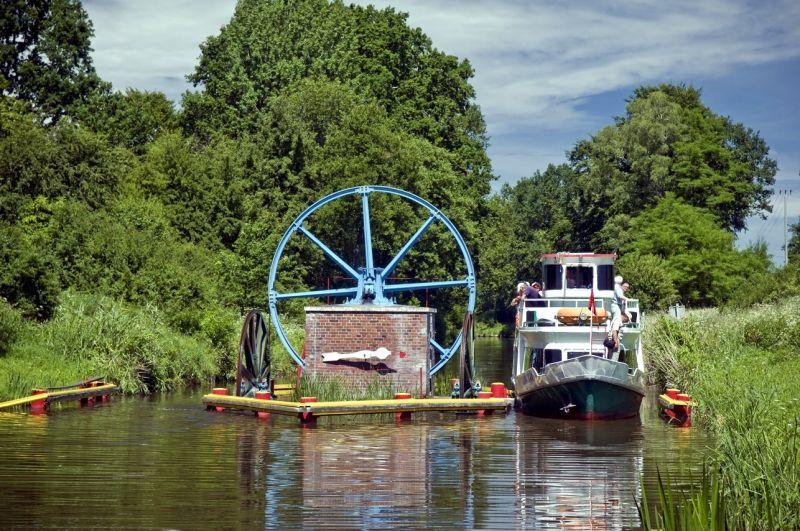 Rejsy statkiem Kanał Elbląski