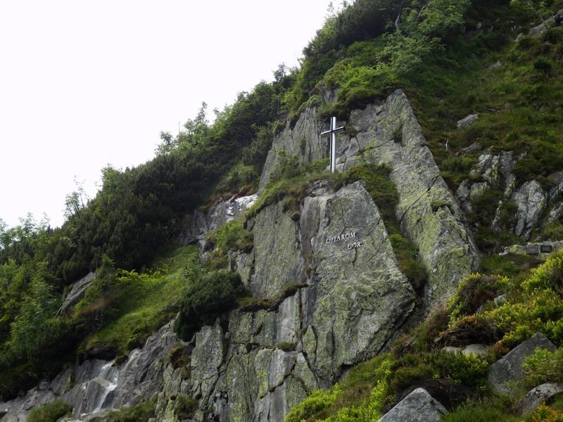 rodzinny wyjazd w góry Karkonosze