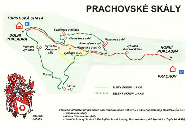 Czechy rodzinna wycieczka Czeski Raj opinie
